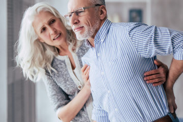 How to Support Your Partner with Chronic Back Pain